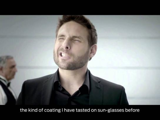 Ford Film Ad -  The taste drive