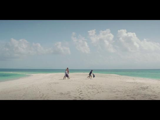 Tourism Queensland Film Ad - I know just the place