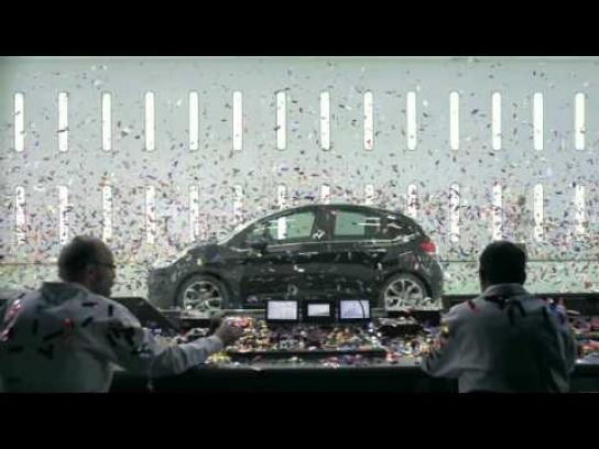 Citroën Film Ad -  Celebration