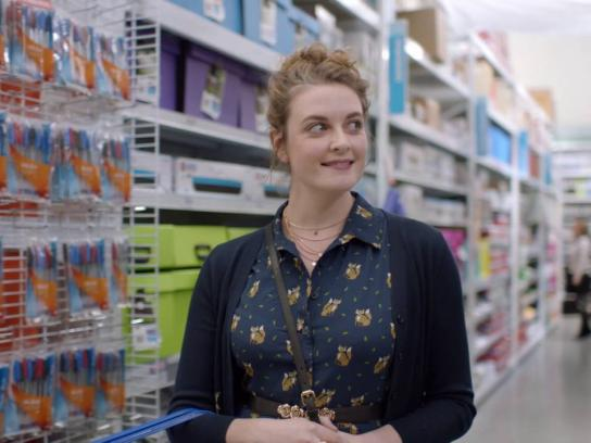 Officeworks Film Ad - Your happy tax place, 2