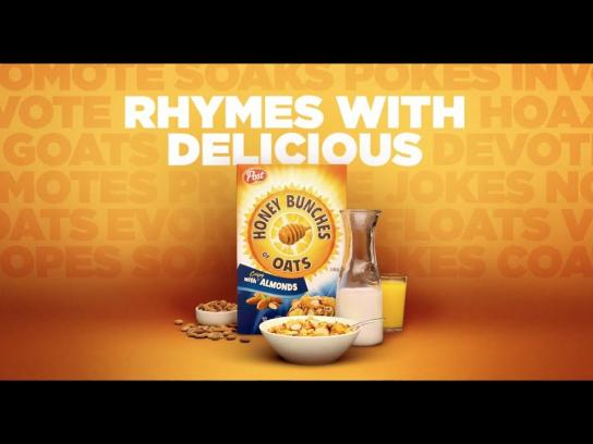 Honey Bunches of Oats Film Ad - Rhymes with Delicious