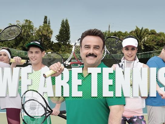 Türk Ekonomi Bankası Film Ad - We Are Tennis