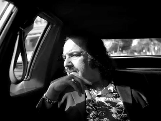 Toronto Jewish Film Festival Film Ad -  Ron Jeremy