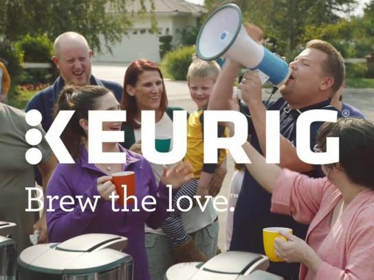 Keurig Film Ad - Strength