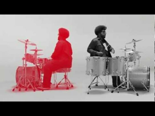 ADCOLOR Awards Film Ad -  Color Adds Depth, Questlove