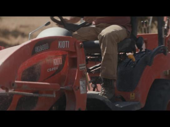 KIOTI Tractor Film Ad - Dirty Work