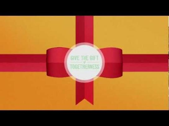 Ronald McDonald Childrens Fund Film Ad -  The Gift of Togetherness
