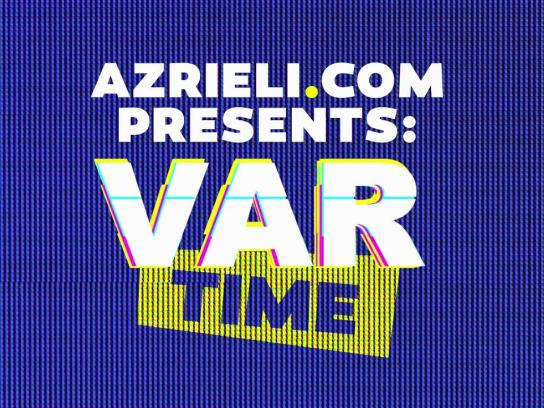 Azrieli Experiential Ad - Var Time