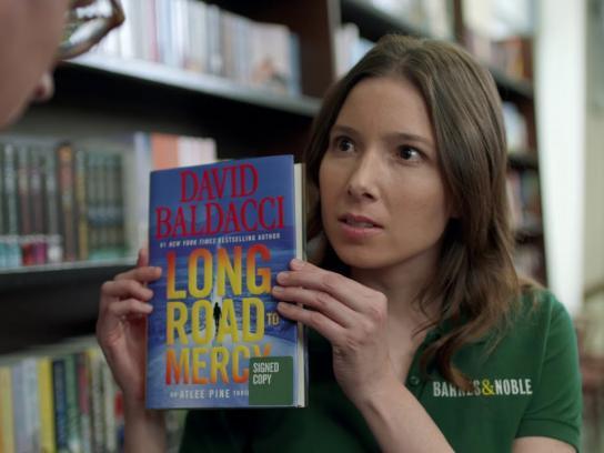 Barnes & Noble Film Ad - Thrill Seekers