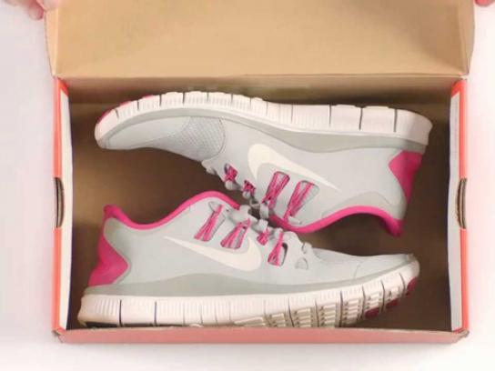 Nike Direct Ad -  Nike Free Box