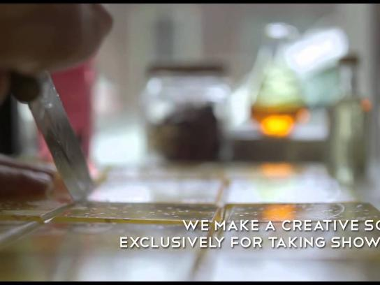 IDEASLAB Direct Ad -  Creative soap