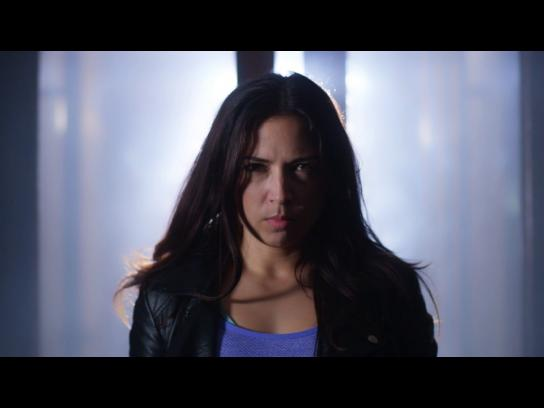Listerine Film Ad - Stuntwoman Christie
