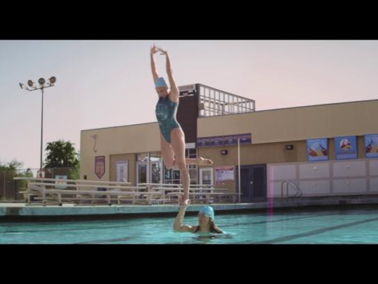 Muscle Milk Film Ad - Lean On Me