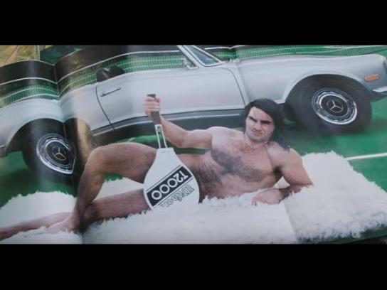 Mercedes Film Ad - Timeless legends
