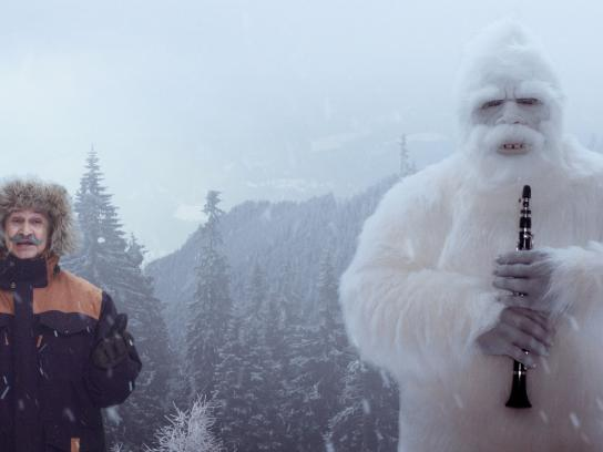 Goyal & Co Film Ad - A Yeti and a Clarinet, 1