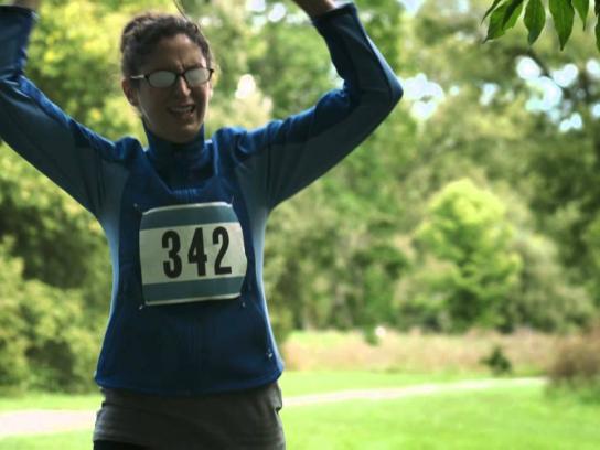 Optifog Film Ad -  The Marathon