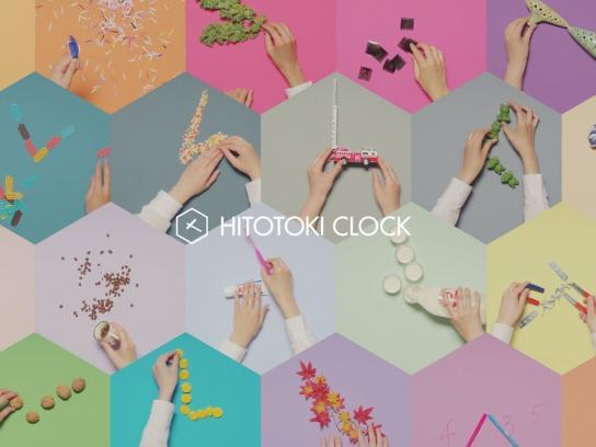 Hitotoki Film Ad - Hitotoki Clock