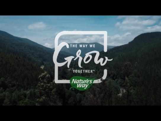 Nature's Way Film Ad - Nature's Way Goes Where Herbs Grow Best