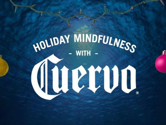 Jose Cuervo Film Ad - Holiday 2017, Release Shopping Anxiety