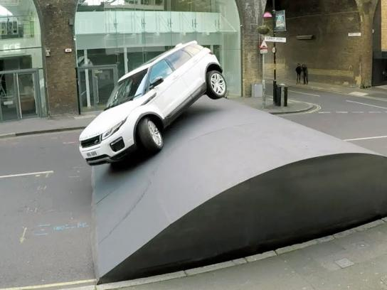 Land Rover Film Ad - Range Rover Evoque – Speed Bump