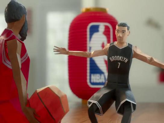 NBA Film Ad - Chinese New Year secret envelope