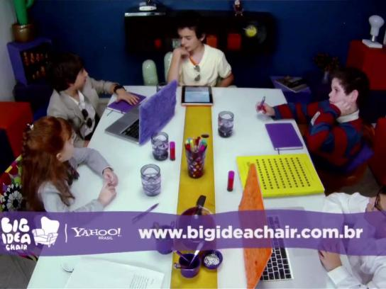 Yahoo! Digital Ad -  The Mini Agency Project