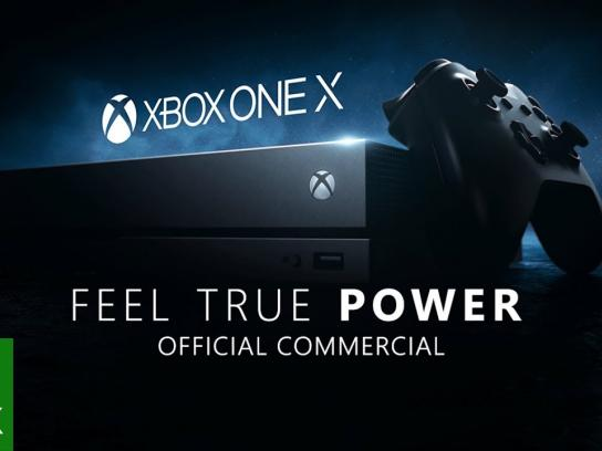 Xbox Film Ad - Feel True Power