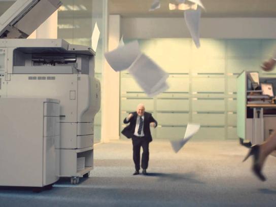 Leerdammer Film Ad -  The Boss