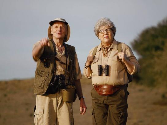 Days Inn Film Ad - Safari adventure