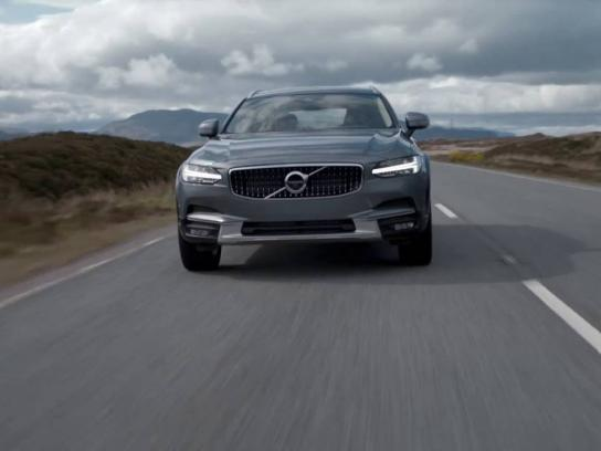 Volvo Film Ad - The All-New V90 Cross Country