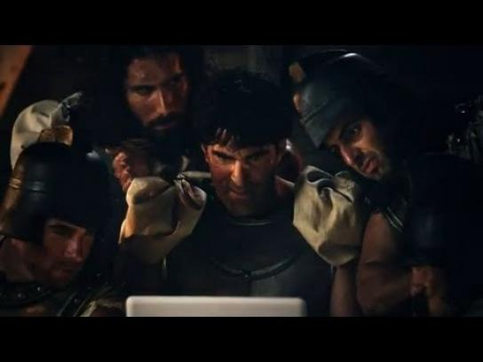 Cisco Film Ad -  Hackers of Troy