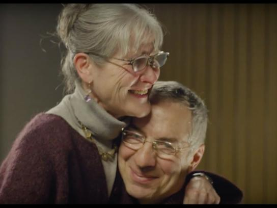 Alzheimer's League Flanders Film Ad - Andre