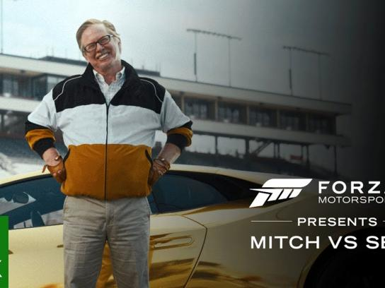 Microsoft Film Ad - Forza Motorsport 7 Presents: Mitch vs Sean
