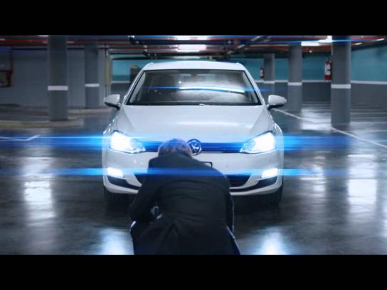 Volkswagen Film Ad -  Special feature