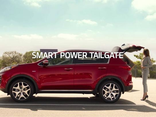 KIA Digital Ad -  Smarter features