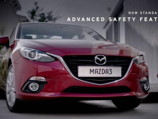 Mazda Film Ad - Batteries not included