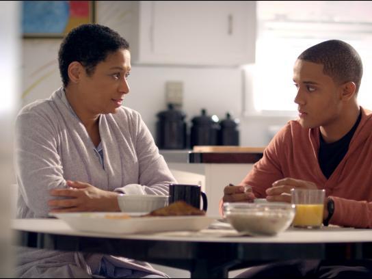 Brotherhood/Sister Sol Film Ad -  Talk about the talk