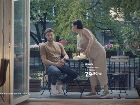 IKEA Film Ad - The Couple