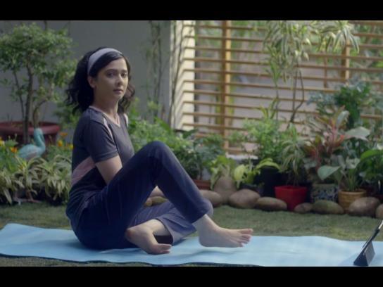 Kurl-on Film Ad - Yoga