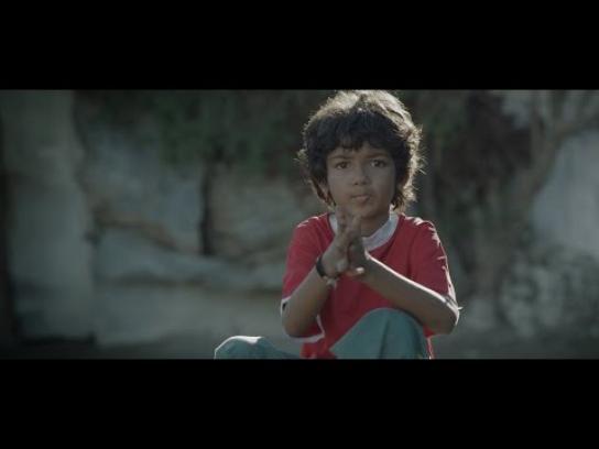 Garnier Film Ad - Tutorial