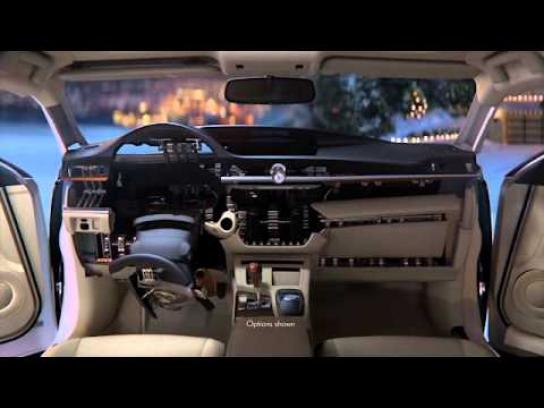 Lexus Film Ad -  Good things, small packages