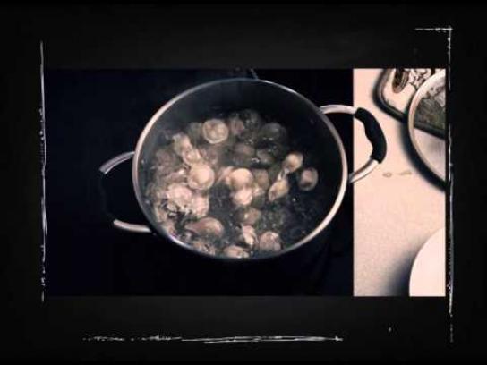 Cherkashin Film Ad -  The fastest dumplings