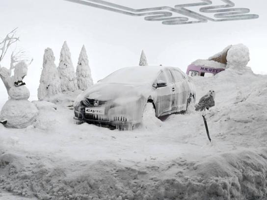 Honda Film Ad -  Hot and cold