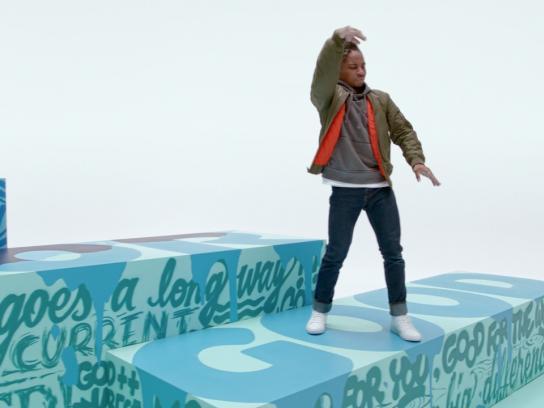 GAP Film Ad - Dance Meet Art