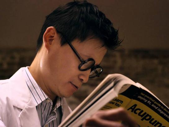 SK Energy Film Ad -  Acupuncturist