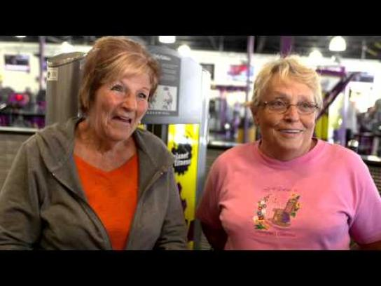 Planet Fitness Digital Ad -  Accomplishments