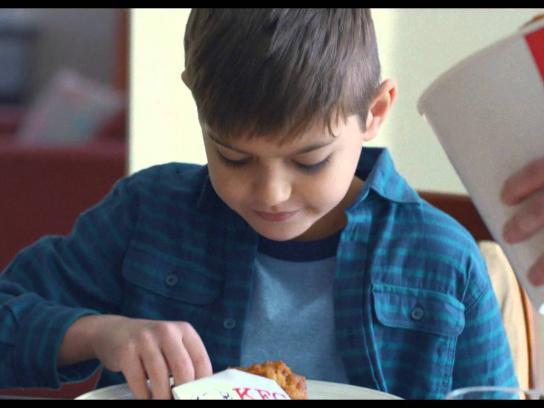 KFC Film Ad -  Families
