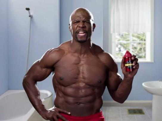 Old Spice Film Ad -  Blown Mind