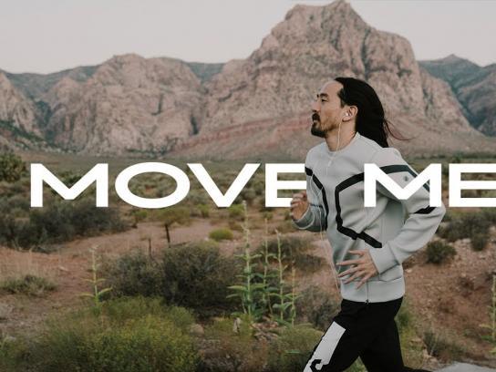 ASICS Content Ad - I Move Me
