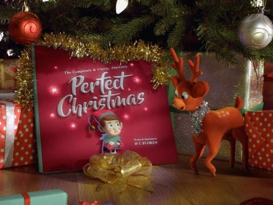 Myer Film Ad - Elf Vision